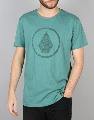 Volcom Solid Stone T-Shirt - Bright Green