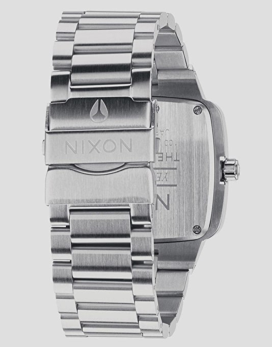 Nixon The Big Player Watch - Stainless Steel/Black