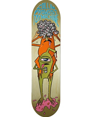 Toy Machine Provost Beer Guzz Pro Deck - 8.125