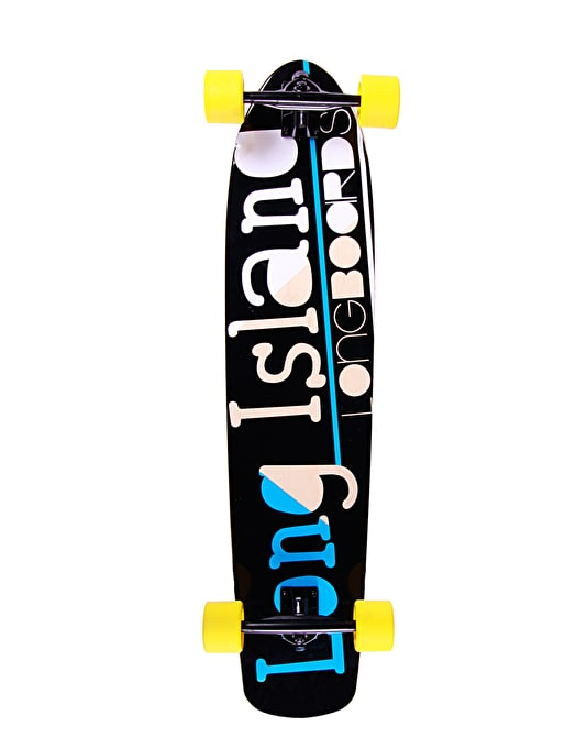 "Long Island Triangle Longboard - 8.67"" x 38.4"""