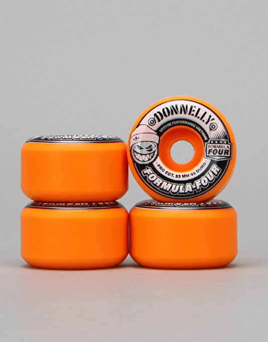 Spitfire x Adidas Donnelly Ltd Formula Four 99d Pro Wheel - 52mm
