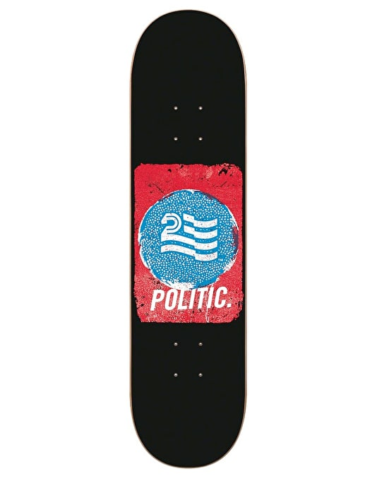 Politic Flag Team Deck - 8.125""