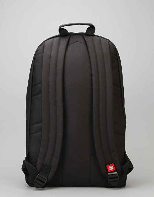 Element Camden Backpack - Flint Black/Olive Black