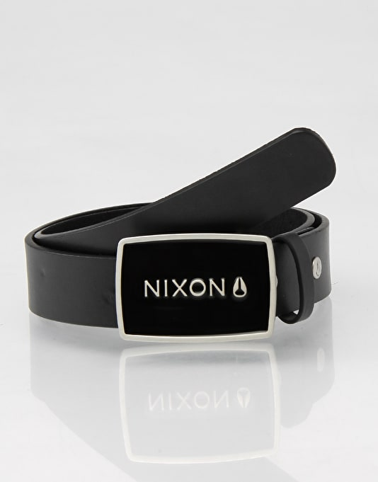 Nixon Enamel Wordmark Belt