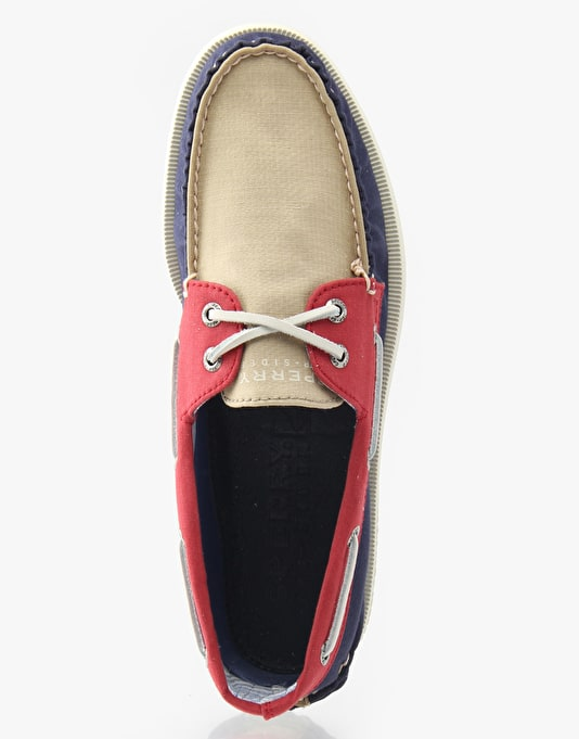 Sperry A/O 2 Eye Canvas Shoes