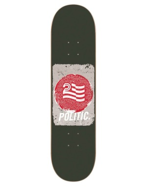 Politic Flag Team Deck - 8.38