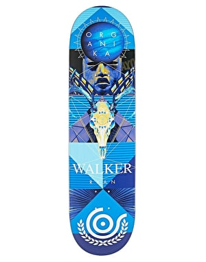 Organika Walker Visionaries Pro Deck - 8.38
