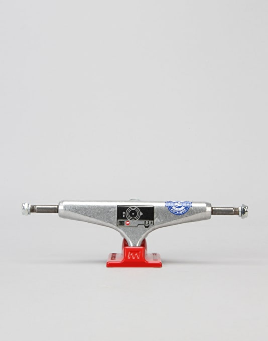 Royal Hsu Icon 5.5 Standard Pro Trucks - Raw/Red