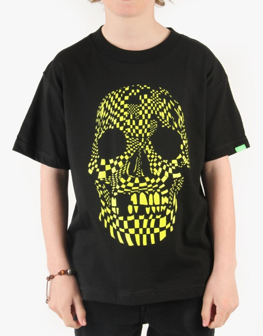 Vans Skelecheck Boys T-Shirt