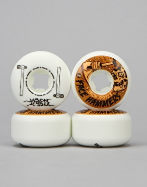OJ Jessee Face Hammers EZ Edge Insaneathane 101a Pro Wheel - 55mm