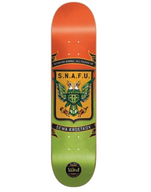 Blind Sewa Badge Series Pro Deck - 7.75