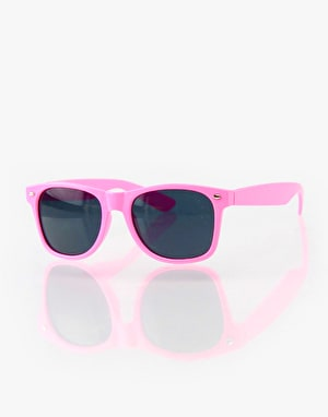 Fracture Refresher Block Sunglasses - Pink