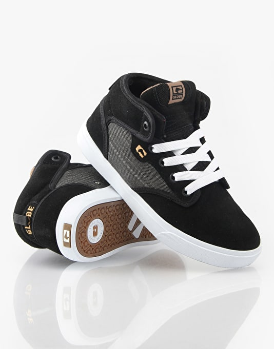 Globe Motley Mid Boys Skate Shoes
