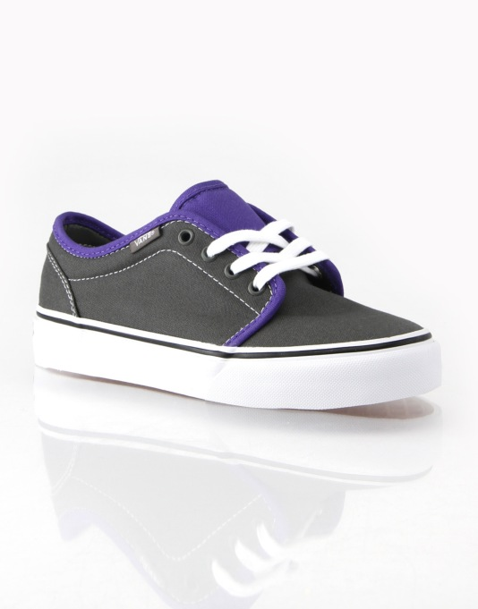 Vans 106 Vulc Boys Skate Shoes