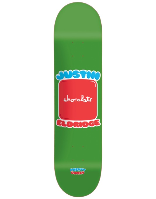 Chocolate Eldridge Pretty Sweet Pro Deck - 8""