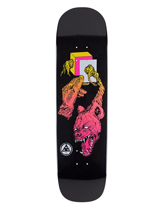 Welcome Face of a Lover on Yung Niburu Team Deck - 8.25""