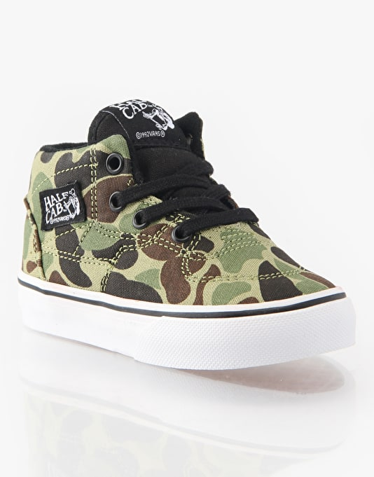 Vans Half Cab Toddlers Shoes