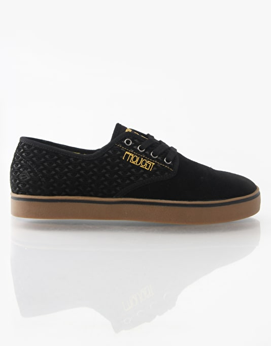 Emerica x Toy Machine Laced Skate Shoes