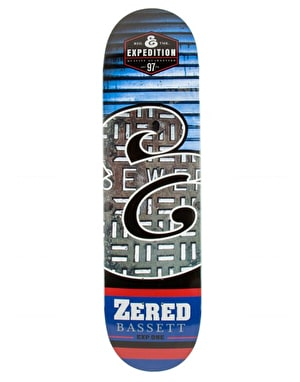 Expedition One Zered E Fills Pro Deck - 8.38