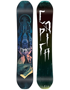 Capita Indoor Survival 2016 Snowboard - 152