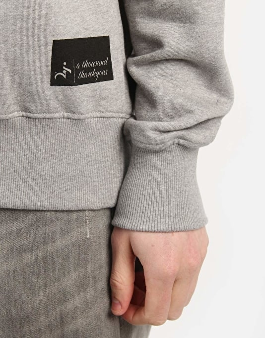 A Thousand Thankyous Little Man Sweatshirt