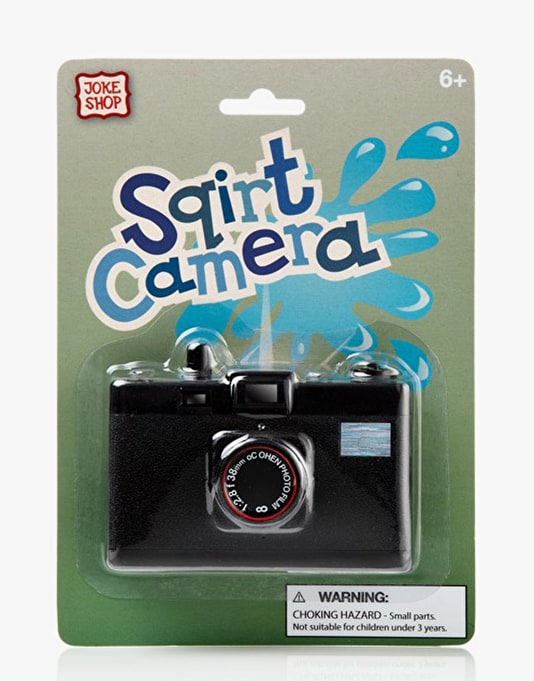 NPW Squirt Camera