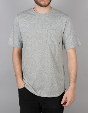 Nike SB Dri-FIT Neps T-Shirt - Dk Grey Heather