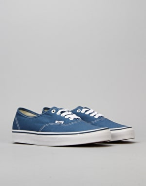 Vans Authentic Plimsolls - Navy