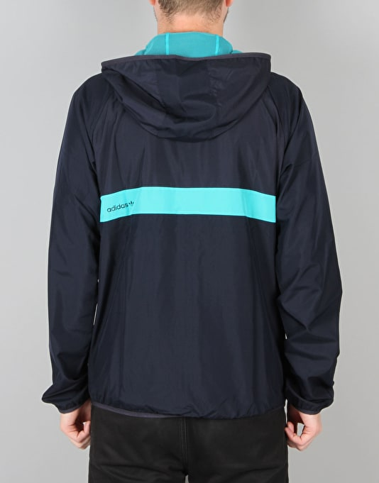 Adidas BB Wind Jacket - Legend Ink