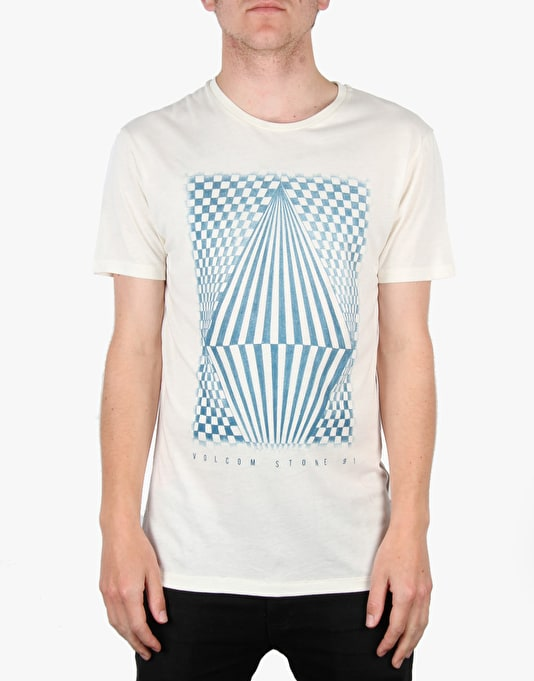 Volcom Opposite Extracs Lightweight T-Shirt - White