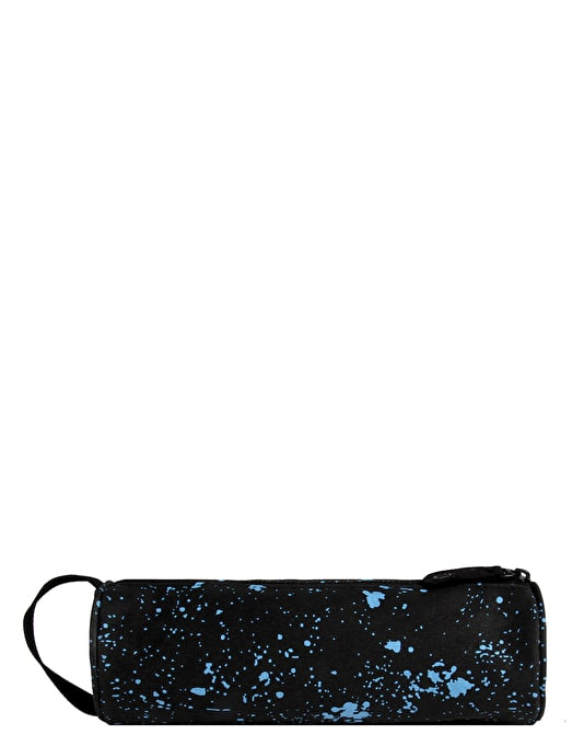 Mi-Pac Pencil Case - Splattered Blue/Black