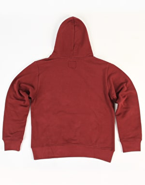 Route One Boys Basic Hoodie - Burgundy