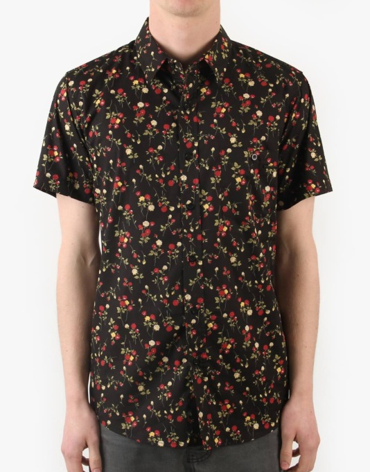 Afends Rubin Rose Shirt