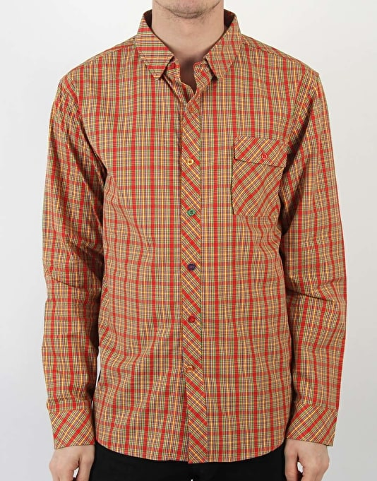 Enjoi Plaid Out Shirt