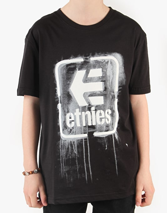 Etnies Smash Hit Boys T-Shirt