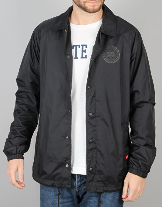 DC Core Coach Jacket - Black