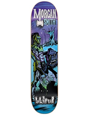 Blind Morgan Warrior Series Pro Deck - 8.25