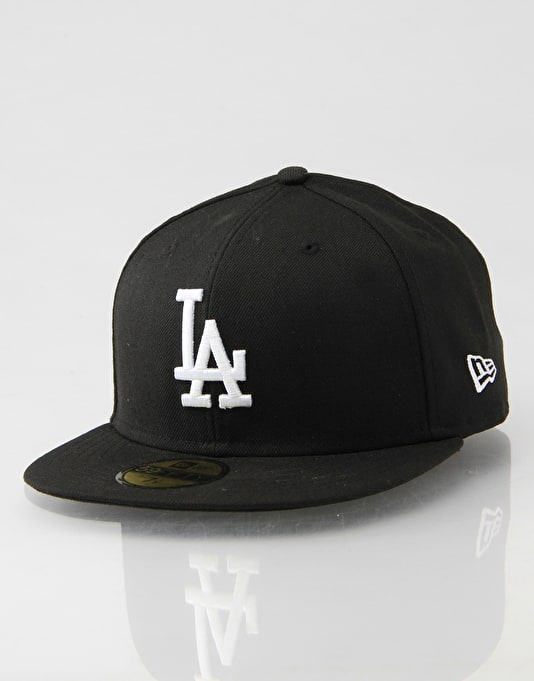 New Era MLB LA Dodgers Fitted Cap