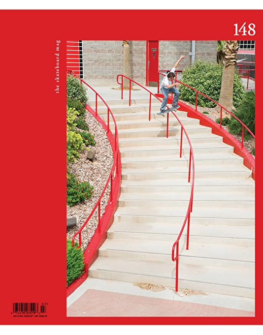 The Skateboard Mag Issue 148 July 2016