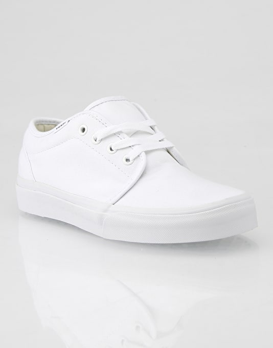 Vans 106 Vulc Skate Shoes - White