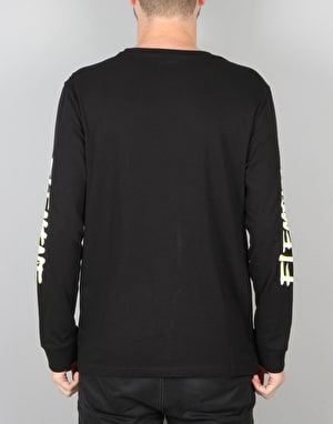 Element x Fos Faction T-Shirt - Black