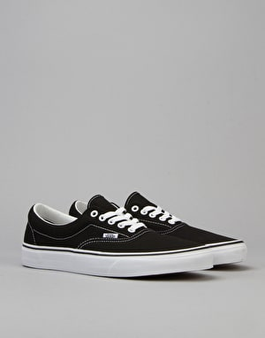 Vans Era Skate Shoes - Black