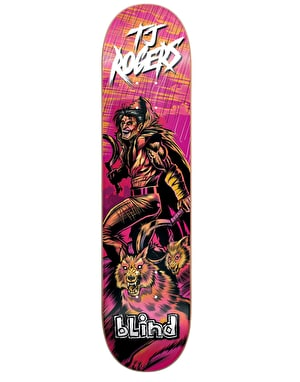 Blind TJ Warrior Series Pro Deck - 8