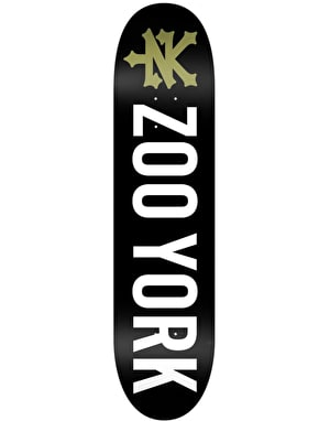 Zoo York Photo Incentive Team Deck - 7.75