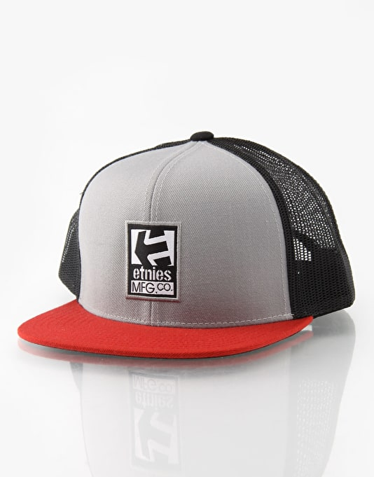 Etnies Boxed Out Trucker Cap