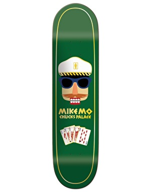 Girl Mike Mo Chuck's Palace Pro Deck - 7.75