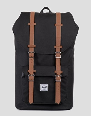 Herschel Supply Co. Little America Backpack - Black/Tan