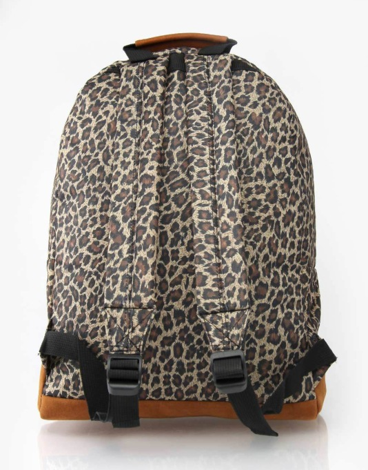 Mi-Pac Custom Backpack - Leopard/Black