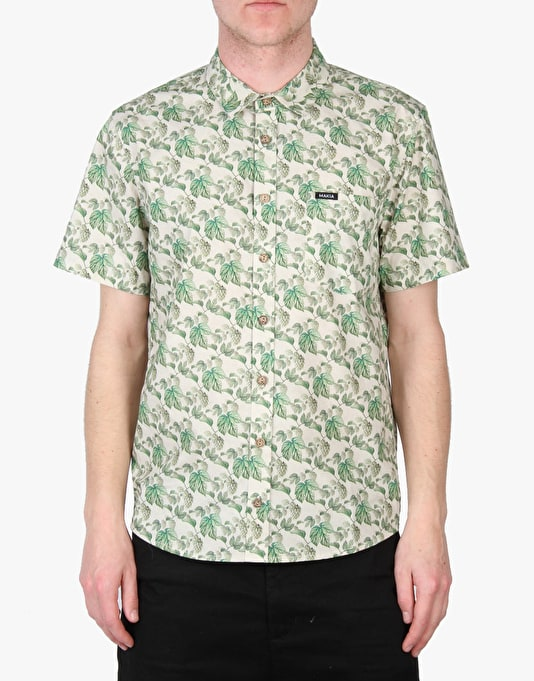 Makia Hops Short Sleeve Shirt - Multi