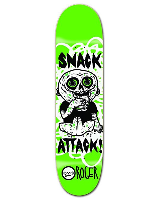 Roger Snack Attack Team Deck - 7.75